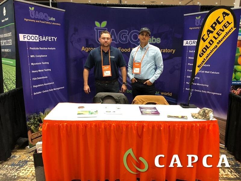 AGQ Labs at 2019 CAPCA Conference & Agri-Expo