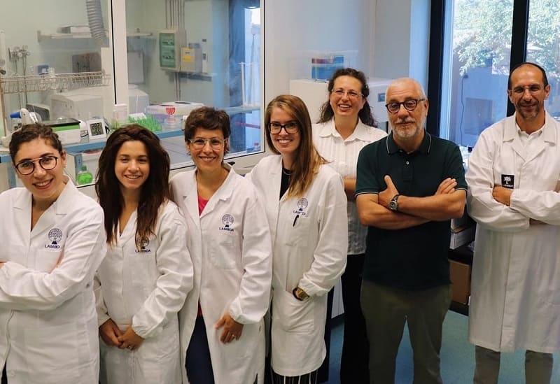 AGQ Lambda laboratory in Italy