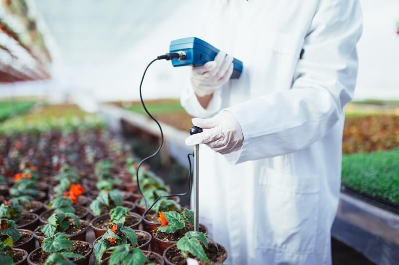 Acidic Soils Analysis of Agricultural Soils