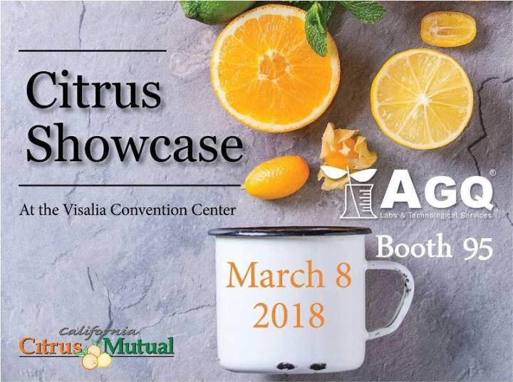 Citrus Showcase California
