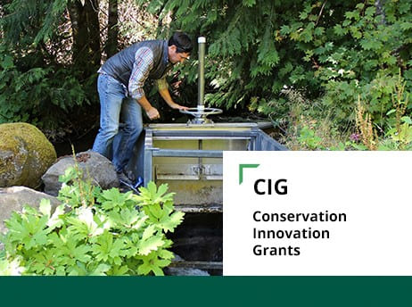 Conservation Innovation Grants