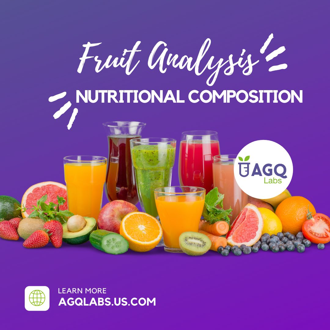 Fruit Analysis and Nutritional Composition