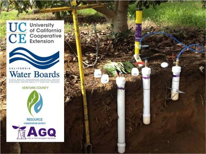 Nitrate Leaching California