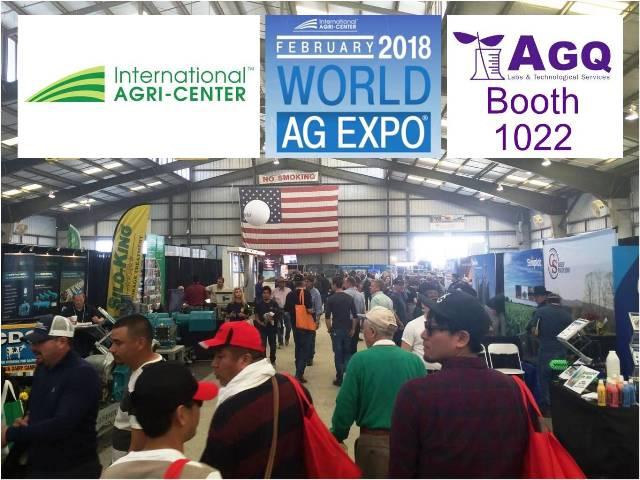 World AG Expo 2018